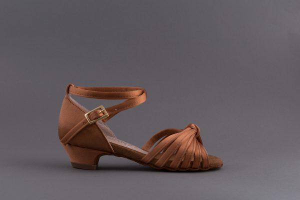 Scarpe da ballo latinoapertatacco rocchetto 30