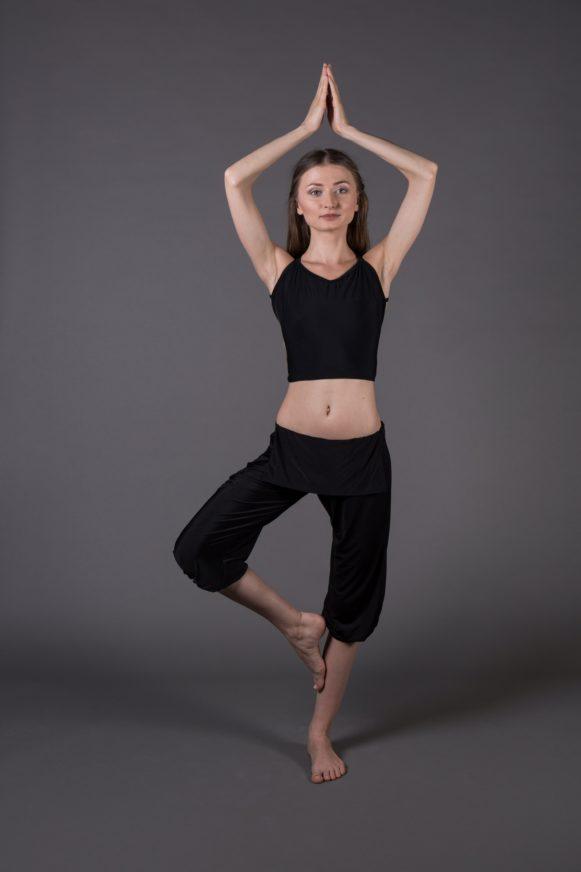 Come riscaldarsi prima della lezione di danza