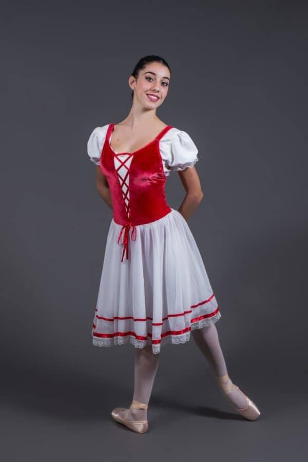 Degas contadina balletto Coppelia