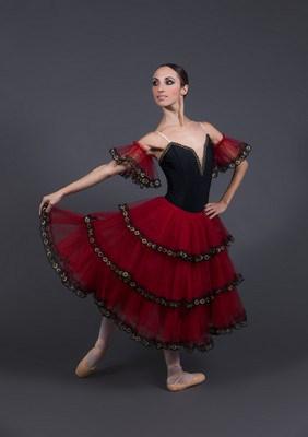 Costume Repertorio Danza Spagnola