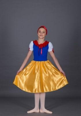Costume Spettacolo Biancaneve