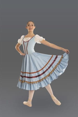 Costume Contadina Giselle