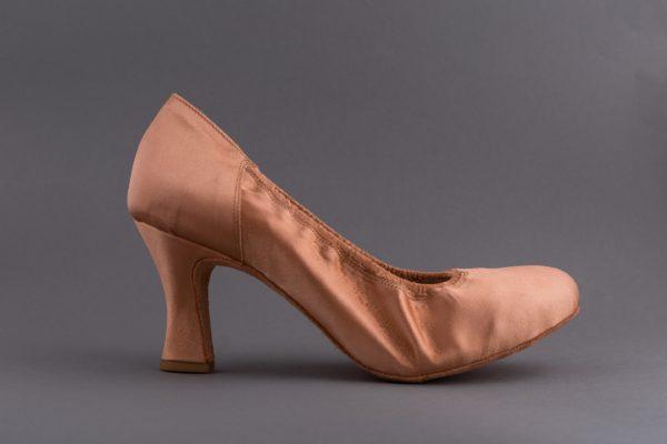 Scarpa da ballo liscio per donna