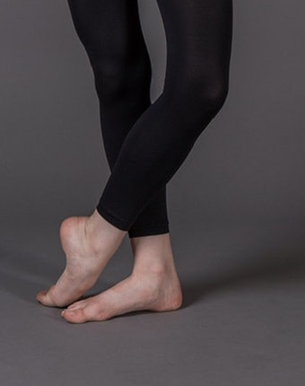 Collant danza moderna 80 DEN Irene Correnti Danza