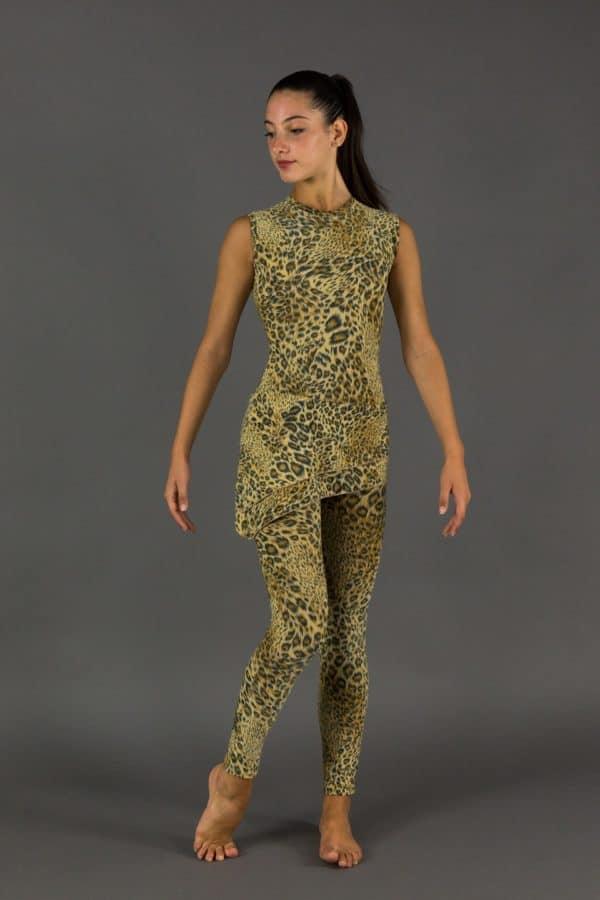 Tuta Accademica Leopard