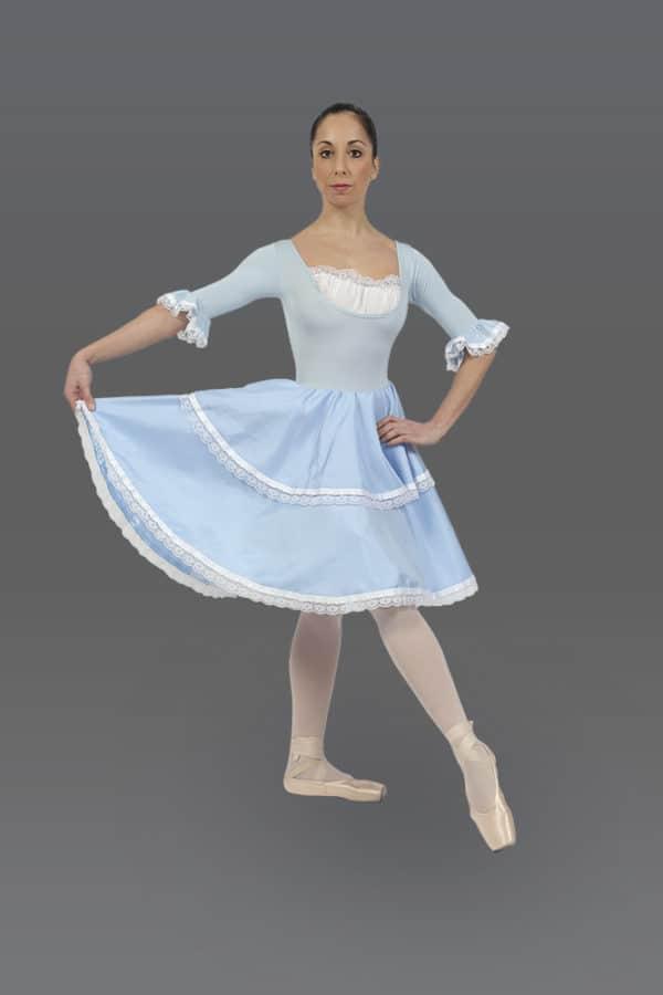 Costume Mazurka Coppélia