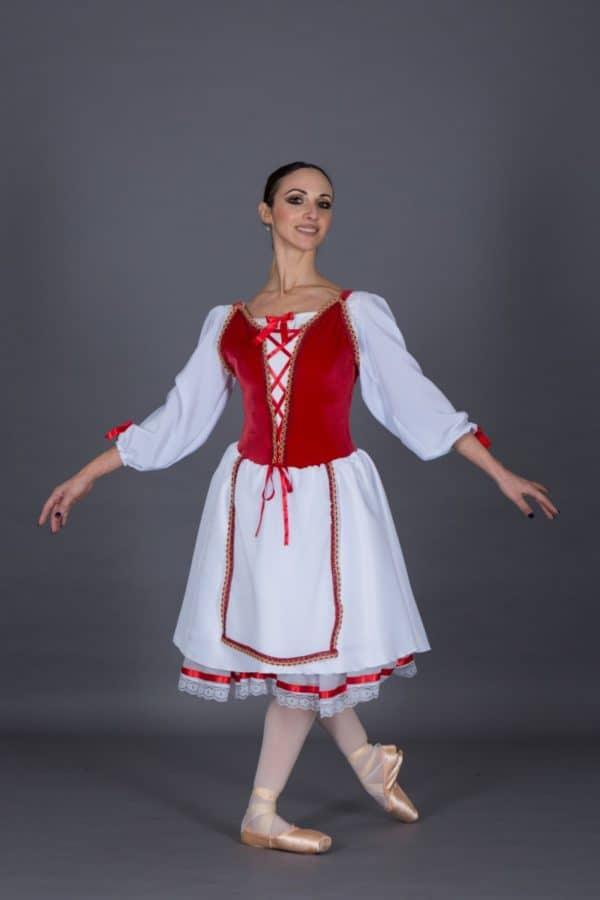Costume Danza Russa