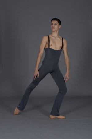 Pantacollant uomo modello a zampa