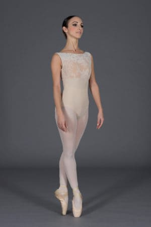 Flock dance leotard
