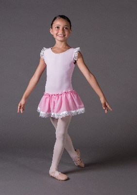 CHILDREN'S FASHION DANCE LEOTARDS