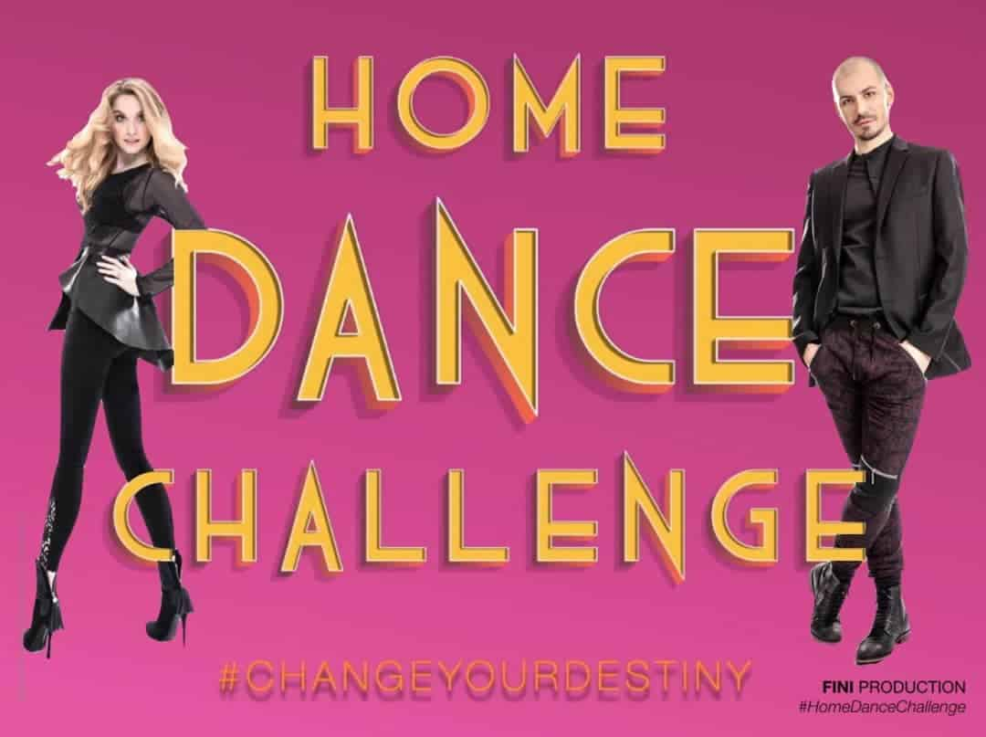 HOME DANCE CHALLENGE ON IGTV!