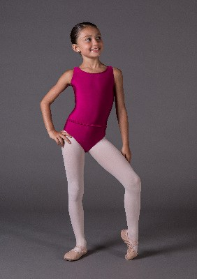 CHILDREN'S TRAINING LEOTARDS
