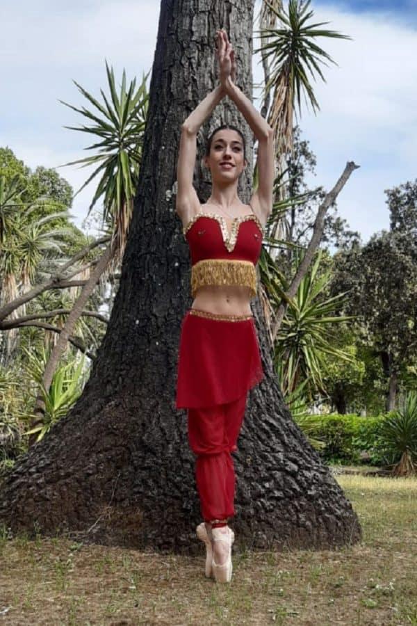 Costume Danza Araba